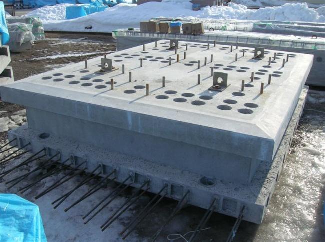 制震装置基礎PCa床